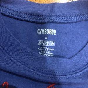 Gymboree Pajamas - Boys Gymboree 2 pc long sleeve pajama Monster sz 8